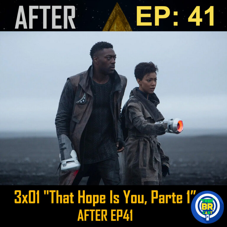 """""""That Hope Is You, Part 1"""" – Star Trek: Discovery (S03E01) 